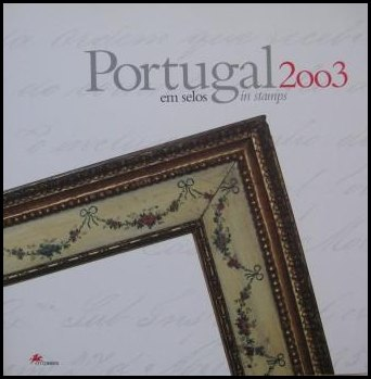 Portugal em Selos 2003 / 2003 Year book