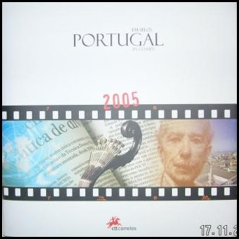 Portugal em Selos 2005 / 2005 Year book