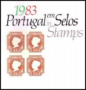 Portugal em Selos 1983 (com selos) / 1983 Year book