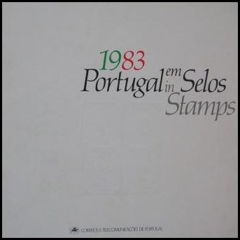 Portugal em Selos 1983 (sem selos) / 1983 Year book (no stamps)