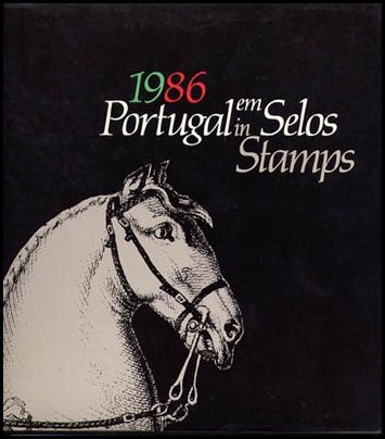 Portugal em Selos 1986 / 1986 Year book