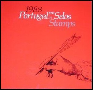 Portugal em Selos 1988 / 1988 Year book