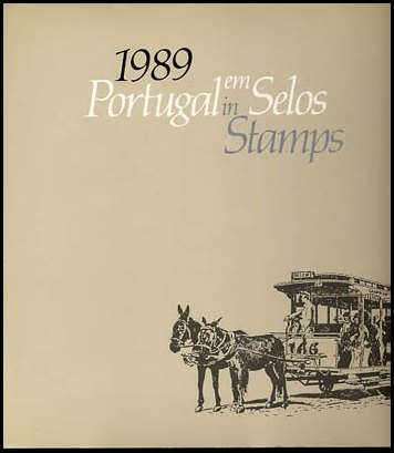 Portugal em Selos 1989 / 1989 Year book