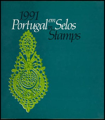 Portugal em Selos 1991 / 1991 Year book