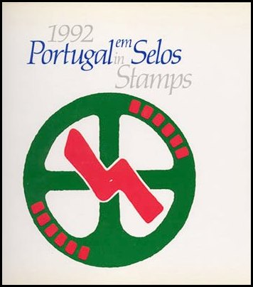 Portugal em Selos 1992 / 1992 Year book