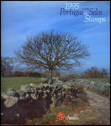 Portugal em Selos 1995 / 1995 Year book