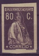 Prova Ceres 80c / Proof Ceres 80c