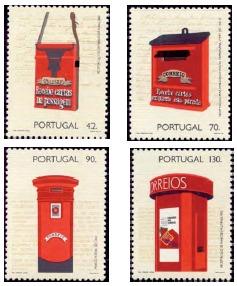 Selos - Afinsa nr 2172/2175 - Scott nr 1971/1974 - Click Image to Close