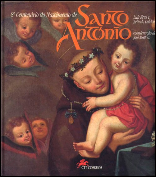 Santo António / Saint Anthony book
