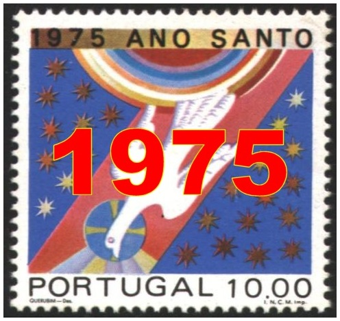 Ano 1975 (sem bloco) - Year 1975 (no block/MS)